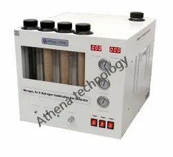 Hydrogen,Nitrogen & Zero Air ( 3 In 1) Gas Generator