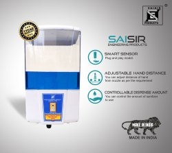 Touchless Hand Sanitizer Dispenser Model No. C-110H