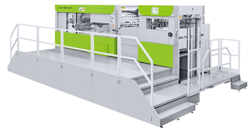 Automatic Die Cutting Stripping Machine.