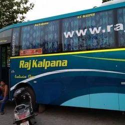 Bus Uttar Pradesh Shakti Travel - Delhi To Lucknow, Delhi To Kanpur, Daily Service