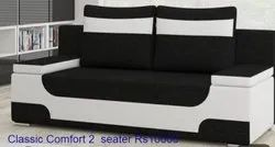 Classic Comfort Two Seater Sofa