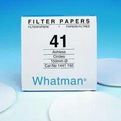 Round whatman filter paper, For Laboratory, Capacity: Custom