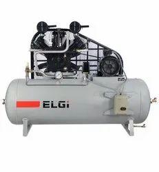 Reciprocating  Air Compressor 15 HP 500Ltr Ss 15 : elgi
