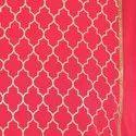 Janasya Women''S Pink Poly Crepe Kurta(JNE3288)