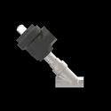 Angle Seat Valve with Plastic Operator (NC/NO/Bi-Directional)