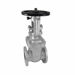 1077 Flanged Cast Iron Gate Valve