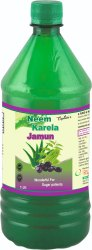 Herbal Neem Karela Jamun Juice