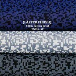 Laffer Finish (100% Cotton Print)