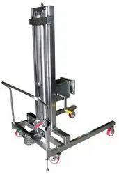 Moveable Hoist / Bin Lifter