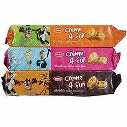 Cream 4 Fun Biscuits