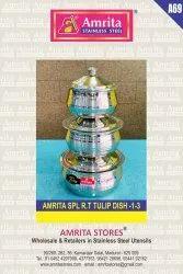 Amrita Spl R.t Tulip Dish