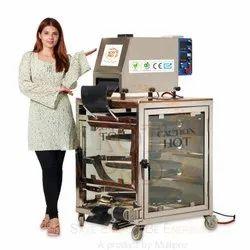 Automatic Commercial Roti Making Machine / Roti Bana Ne Ki Machine / Commercial Chapati Maker