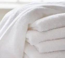 Cotton Plain BATH TOWELS, Rectangle, Square, 450-550 GSM
