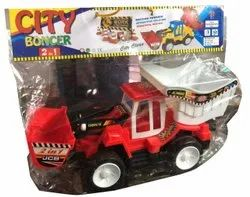 Pp Kids City Bouncer Construction Truck Toy
