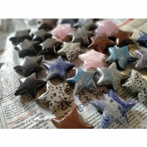 Different Types Of Star Shape Stones Rs 100 Piece A One Agate Export Id 22537735412
