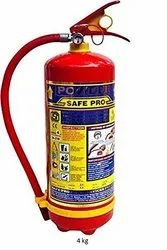 ABC Powder Type Fire Extinguisher 06 Kg
