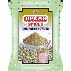 Coriander Powder(Upkar Spices), Packaging Type: Packet