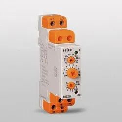 Selec 600XU-A-1-CU Analogue Multi Function Timer