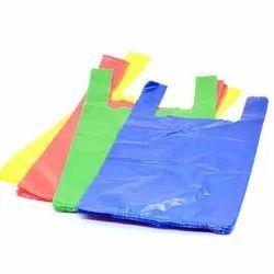 U Cut LDPE China Carry Bag