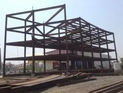 Fabrication Structure For Factory And Bungalows
