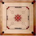 Voodania Carrom Board 32 Ful Size Frame Width 1.5