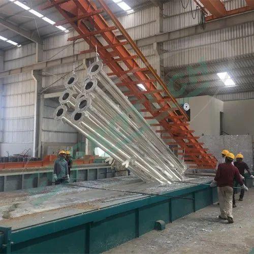 Turnkey Hot Dip Galvanizing Plant