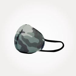 L Size Army Green Mask