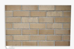 Normal Clay Beige Colour Cladding Tile, Thickness: 15-20 mm, Size: Medium (6 inch x 6 inch)