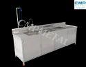 Instrument  Wash Sink With Cabinet