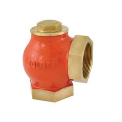 1010A Screwed Bronze Angle Type Lift Check Valve