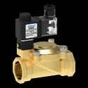 Pilot Operated Diaphragm Type Solenoid Valve (NC)