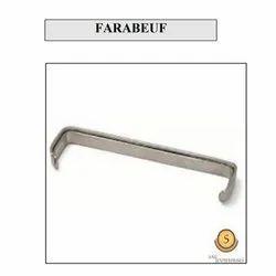 Stainless Steel Orthopedic Farabeuf, For Orthopaedics