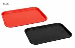 Plastic Serving Tray For Restaurant