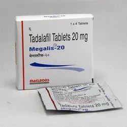 Tadalafil 20mg Tablet