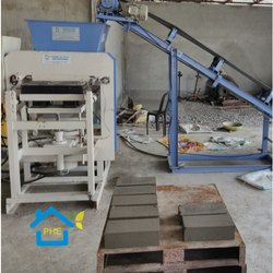 Auto Brick Making Machine