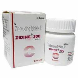 Zidine (Zidovudine 300 mg)