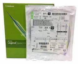 Angiographic Silicon Sprinter Legend Rx Semi Compliant Balloon Dilatation Catheter