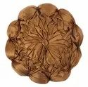 Copper Star Shaped Cushion Cover