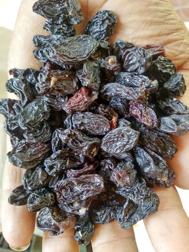 Black Dry Grapes, Packaging Size: 5 Kg, Packaging Type: Plastic Box