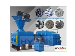 Roller Briquetting Machine- Mineral Briquetting Machine