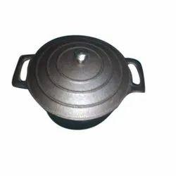 Hazel & Oak Cast Iron Dutch Oven, For Commercial