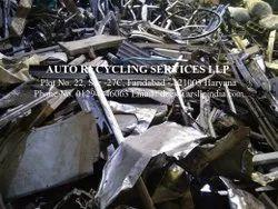Silver Aluminium Mix Scraps