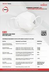 KARAM DISPOSABLE FFP2 FACE MASK RF02