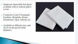 Non Woven Bed Sheet 2.6 x 6 Fit