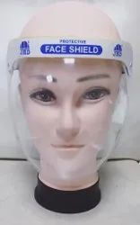 FS-01  Poly carbonate Universal Face Protective Visor for Eye Head Protection Shield