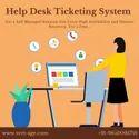 Help Desk Ticketing System, Communication Language: English