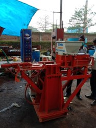 Fully Automatic Fly Ash Bricks Making Machine With 2 Strock