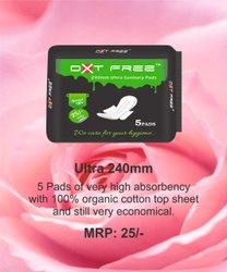 Dotfree 240mm Ultra Sanitary Napkins