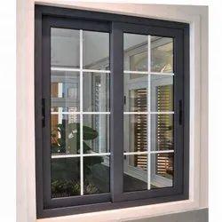 Modern Aluminum French Window