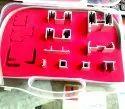 45 MM Aluminium Section